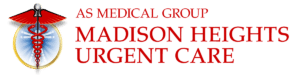 AS Medical Group Madison Heights Urgent Care Logo
